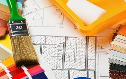 Binnenhuisarchitecten adviseren zowel voor verbouwingen als ook kleur- en materiaal combinaties voor een vast budget.